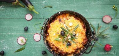 Moussaka med sopp – vegetaroppskrift