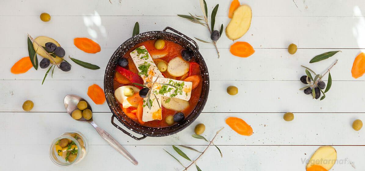 Tofu-bacalao