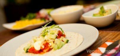 Vegetartaco – vegetaroppskrift