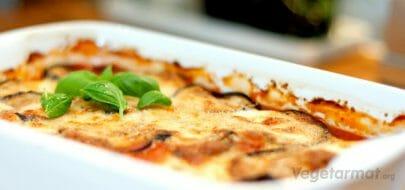 Parmigiana – vegetaroppskrift