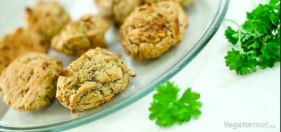 Falafel med pistasjenøtter – vegetaroppskrift