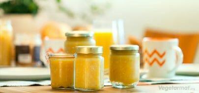 Hjemmelaget appelsinmarmelade – vegetaroppskrift