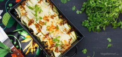 Enchiladas – vegetaroppskrift