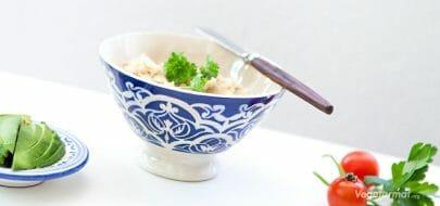 Hummus – vegetaroppskrift
